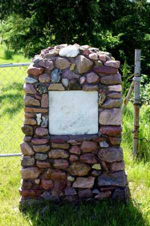 *SHEFFER CEMETERY, SIGN - Cass County, Nebraska | SIGN *SHEFFER CEMETERY - Nebraska Gravestone Photos