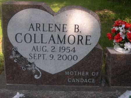COLLAMORE, ARLENE B. - Cass County, Nebraska | ARLENE B. COLLAMORE - Nebraska Gravestone Photos
