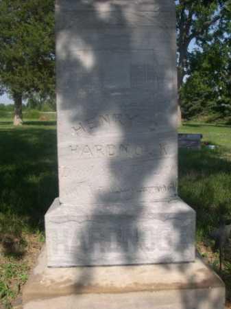 HARDNOCK, HENRY C. - Cass County, Nebraska | HENRY C. HARDNOCK - Nebraska Gravestone Photos