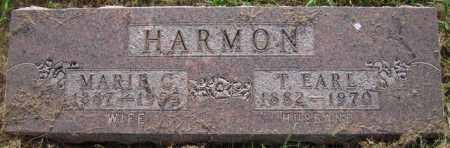 HARMON, MARIE C. - Cass County, Nebraska   MARIE C. HARMON - Nebraska Gravestone Photos