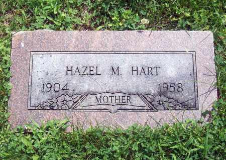 HART, HAZEL M. - Cass County, Nebraska | HAZEL M. HART - Nebraska Gravestone Photos
