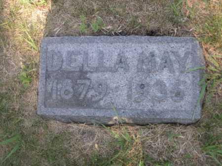 HORSH, DELLA MAY - Cass County, Nebraska   DELLA MAY HORSH - Nebraska Gravestone Photos
