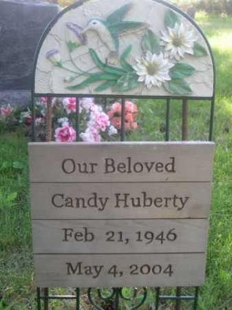 HUBERTY, CANDY - Cass County, Nebraska | CANDY HUBERTY - Nebraska Gravestone Photos