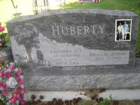 HUBERTY, DOUGLAS JEROME - Cass County, Nebraska | DOUGLAS JEROME HUBERTY - Nebraska Gravestone Photos