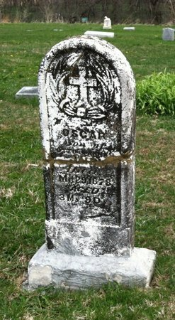 JAHN, OSCAR - Cass County, Nebraska   OSCAR JAHN - Nebraska Gravestone Photos