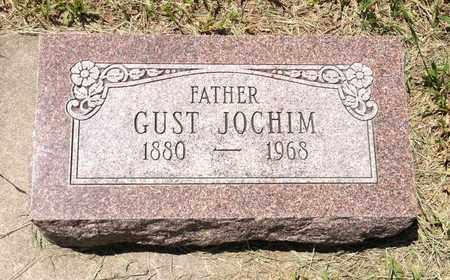 JOCHIM, GUST - Cass County, Nebraska | GUST JOCHIM - Nebraska Gravestone Photos