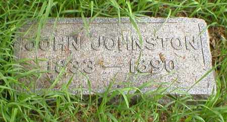 JOHNSTON, JOHN - Cass County, Nebraska | JOHN JOHNSTON - Nebraska Gravestone Photos