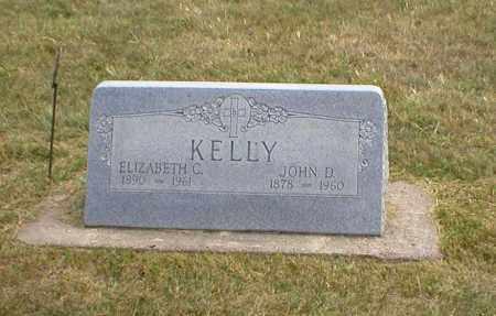 KELLY, JOHN - Cass County, Nebraska | JOHN KELLY - Nebraska Gravestone Photos