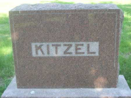 KITZEL, FAMILY - Cass County, Nebraska | FAMILY KITZEL - Nebraska Gravestone Photos