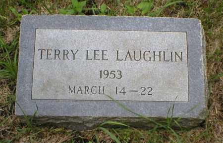 LAUGHLIN, TERRY LEE - Cass County, Nebraska | TERRY LEE LAUGHLIN - Nebraska Gravestone Photos
