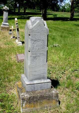 LODER, WILLIAM - Cass County, Nebraska   WILLIAM LODER - Nebraska Gravestone Photos