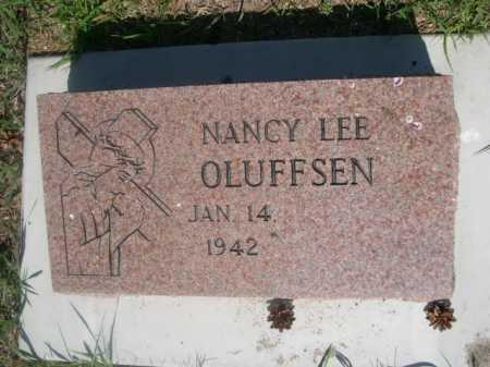 OLUFFSEN, NANCY LEE - Cass County, Nebraska   NANCY LEE OLUFFSEN - Nebraska Gravestone Photos