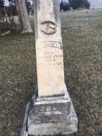 PENN, H M - Cass County, Nebraska | H M PENN - Nebraska Gravestone Photos