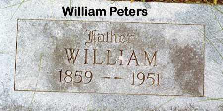 PETERS, THIES WILLIAM - Cass County, Nebraska   THIES WILLIAM PETERS - Nebraska Gravestone Photos