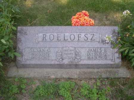 ROELOFSZ, SUSAN O. - Cass County, Nebraska | SUSAN O. ROELOFSZ - Nebraska Gravestone Photos