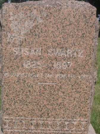 SWARTZ, SUSAN - Cass County, Nebraska | SUSAN SWARTZ - Nebraska Gravestone Photos