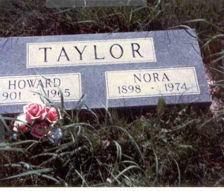 TAYLOR, HOWARD - Cass County, Nebraska | HOWARD TAYLOR - Nebraska Gravestone Photos