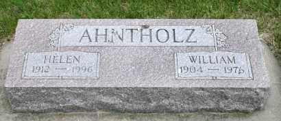 AHNTHOLZ, HELEN - Cedar County, Nebraska   HELEN AHNTHOLZ - Nebraska Gravestone Photos