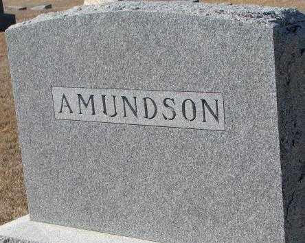 AMUNDSON, PLOT - Cedar County, Nebraska | PLOT AMUNDSON - Nebraska Gravestone Photos