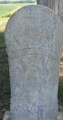 ANDERSON, JOHN N. - Cedar County, Nebraska   JOHN N. ANDERSON - Nebraska Gravestone Photos
