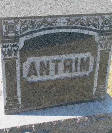 ANTRIM, PLOT - Cedar County, Nebraska | PLOT ANTRIM - Nebraska Gravestone Photos