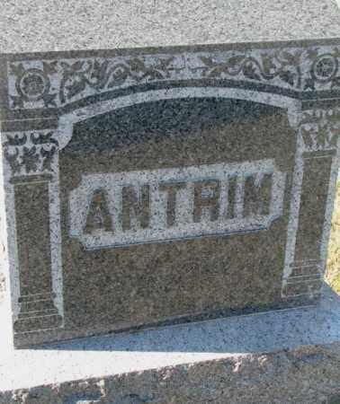 ANTRIM, PLOT - Cedar County, Nebraska   PLOT ANTRIM - Nebraska Gravestone Photos