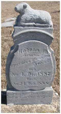 ARDUSER, JOHANN M. - Cedar County, Nebraska | JOHANN M. ARDUSER - Nebraska Gravestone Photos