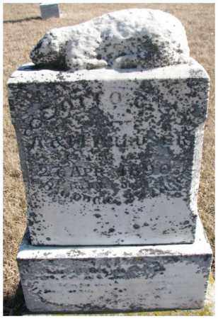 ARDUSER, JOTT O. ?? - Cedar County, Nebraska | JOTT O. ?? ARDUSER - Nebraska Gravestone Photos