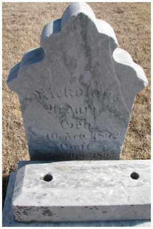 ARDUSER, NICKOLUS - Cedar County, Nebraska | NICKOLUS ARDUSER - Nebraska Gravestone Photos