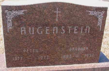 AUGENSTEIN, BARBARA - Cedar County, Nebraska | BARBARA AUGENSTEIN - Nebraska Gravestone Photos