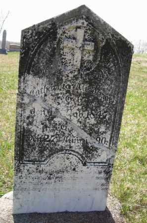 AUSDEMORE, KATHERINA - Cedar County, Nebraska | KATHERINA AUSDEMORE - Nebraska Gravestone Photos