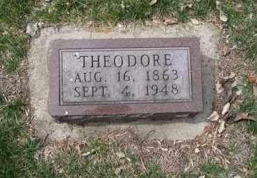 AUSDEMORE, THEODORE - Cedar County, Nebraska | THEODORE AUSDEMORE - Nebraska Gravestone Photos