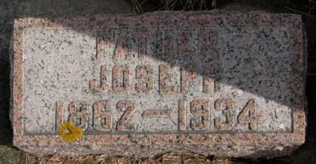 BANGE, JOSEPH - Cedar County, Nebraska | JOSEPH BANGE - Nebraska Gravestone Photos