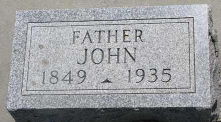 BEATON, JOHN - Cedar County, Nebraska   JOHN BEATON - Nebraska Gravestone Photos