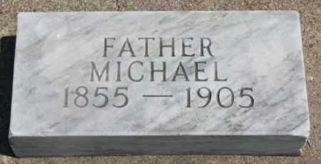 BECKER, MICHAEL - Cedar County, Nebraska | MICHAEL BECKER - Nebraska Gravestone Photos