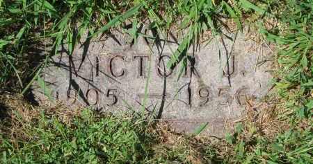 BECKER, VICTOR J. - Cedar County, Nebraska | VICTOR J. BECKER - Nebraska Gravestone Photos