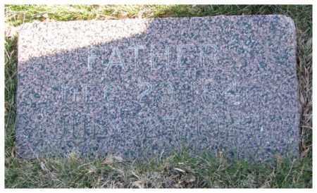 BEUCK, FATHER - Cedar County, Nebraska   FATHER BEUCK - Nebraska Gravestone Photos