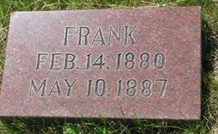 BLATCHFORD, FRANK - Cedar County, Nebraska | FRANK BLATCHFORD - Nebraska Gravestone Photos