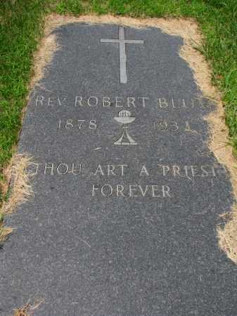 BLUM, ROBERT (REV.) - Cedar County, Nebraska | ROBERT (REV.) BLUM - Nebraska Gravestone Photos