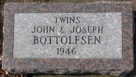 BOTTOLFSEN, JOHN - Cedar County, Nebraska | JOHN BOTTOLFSEN - Nebraska Gravestone Photos