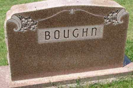BOUGHN, PLOT - Cedar County, Nebraska | PLOT BOUGHN - Nebraska Gravestone Photos
