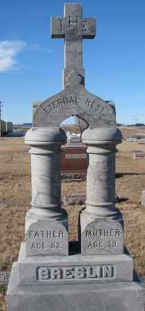 BRESLIN, MOTHER - Cedar County, Nebraska | MOTHER BRESLIN - Nebraska Gravestone Photos