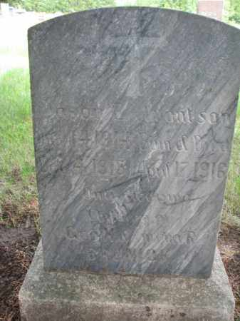 BRUNICK, JASON E. - Cedar County, Nebraska | JASON E. BRUNICK - Nebraska Gravestone Photos