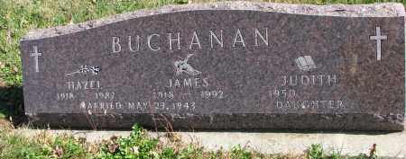 BUCHANAN, JUDITH - Cedar County, Nebraska | JUDITH BUCHANAN - Nebraska Gravestone Photos