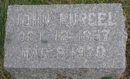 BURGEL, JOHN - Cedar County, Nebraska | JOHN BURGEL - Nebraska Gravestone Photos