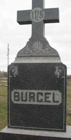 BURGEL, PLOT - Cedar County, Nebraska | PLOT BURGEL - Nebraska Gravestone Photos