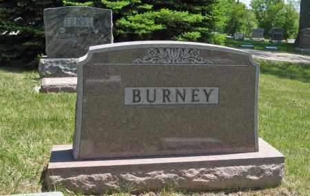 BURNEY, FAMILY MONUMENT - Cedar County, Nebraska | FAMILY MONUMENT BURNEY - Nebraska Gravestone Photos
