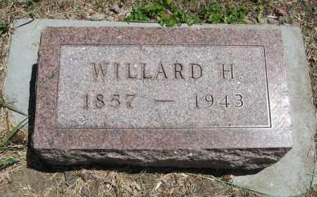 BURNEY, WILLARD H. - Cedar County, Nebraska   WILLARD H. BURNEY - Nebraska Gravestone Photos