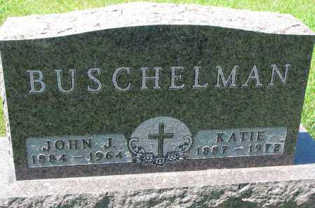 BUSCHELMAN, JOHN J. - Cedar County, Nebraska | JOHN J. BUSCHELMAN - Nebraska Gravestone Photos