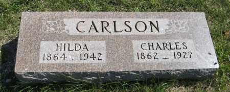 CARLSON, HILDA - Cedar County, Nebraska | HILDA CARLSON - Nebraska Gravestone Photos